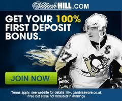 William Hill Hockey Betting
